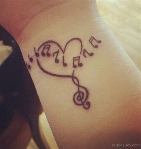 music tattoos tattoo designs tattoo pictures