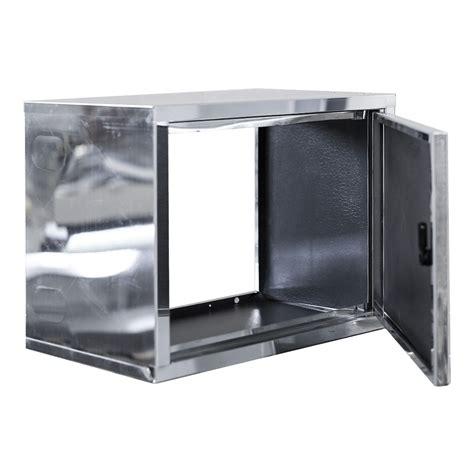 cassetta acqua 066 cassetta coibentata acciaio inox per contatore acqua
