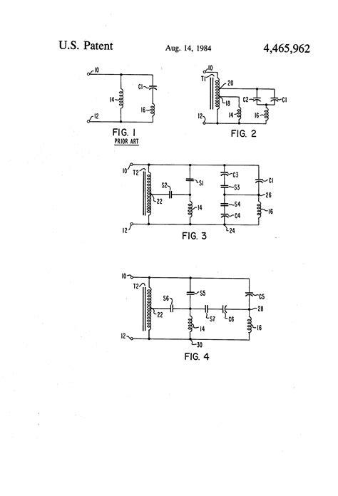 permanent split capacitor vs split phase patent us4465962 permanent split capacitor single phase electric motor system patents
