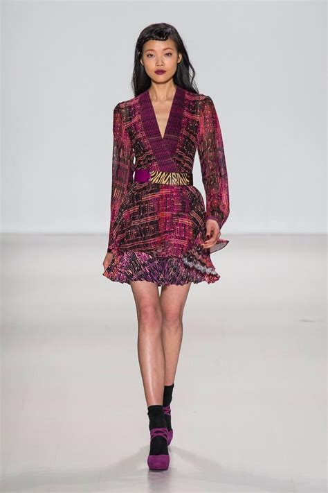 Nanette Lepore Fallwinter 2007 by Fashion Week Hiver 2014 Nyc Les 233 Luxcubrations De La 235 Ti