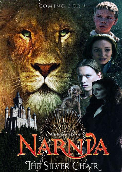 Narnia The Silver Chair by The Chronicles Of Narnia The Silver Chair 2013