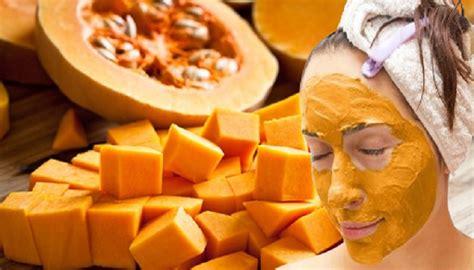 masker untuk membuat wajah glowing cara membuat masker untuk tubuh dan wajah dari labu tips