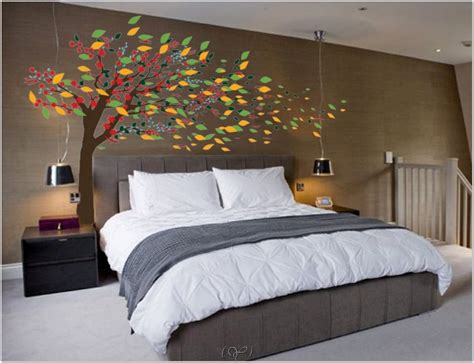 tree bedroom decor tree wall painting diy room decor for teens pottery barn