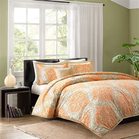 intelligent design senna comforter and decorative pillow