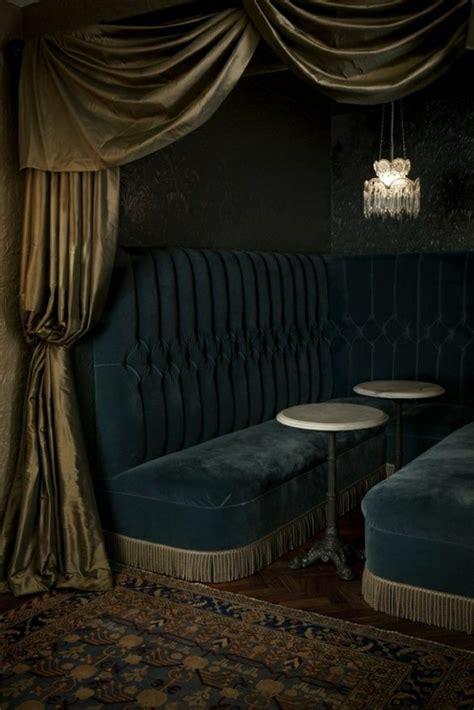 blaue vorhänge die barock tapete in 48 wundersch 246 nen design ideen
