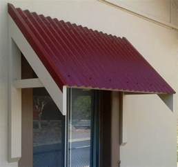 Simple Awning Design Door Canopy Plans Flat Roof Canopy Cabin Pinterest