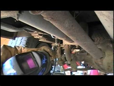 how to fix a swy backyard dodge ram 2500 rear sway bar repair how to save money