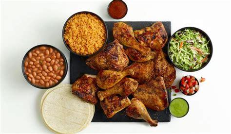el pollo loco offering  piece dinner deal