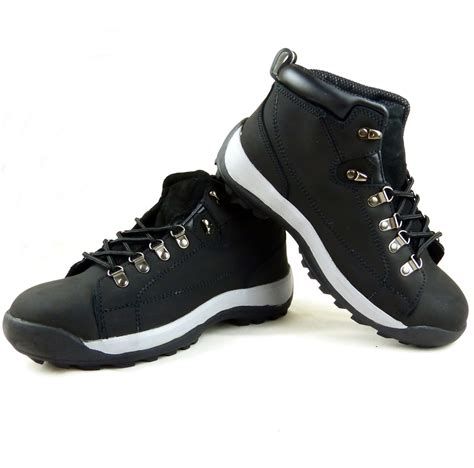 safety steel toe shoes mens safety steel toe cap work boots shoes trainers uk