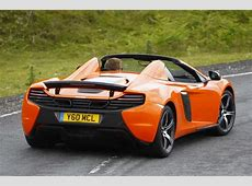 McLaren 650S Spider Review (2017) | Autocar Lessons Learnt