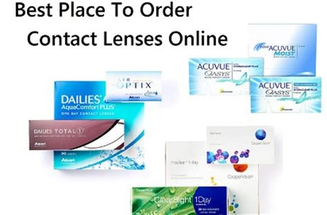 converting your glasses prescription to a contact lens