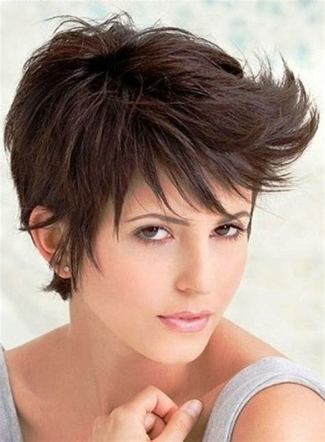 edgy short messy hairstyles edgy short haircuts hairstyles for woman