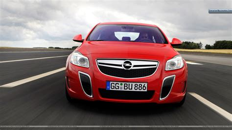opel red opel insignia opc unlimited red color wallpaper