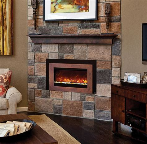 comforts of home elko fpx 38ei electric fireplace insert comforts of home shop