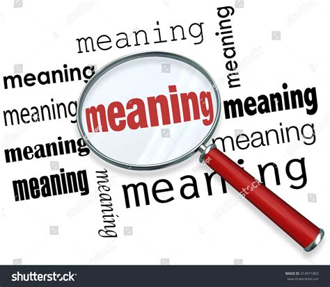 define picture book meaning word a magnifying glass to illustrate