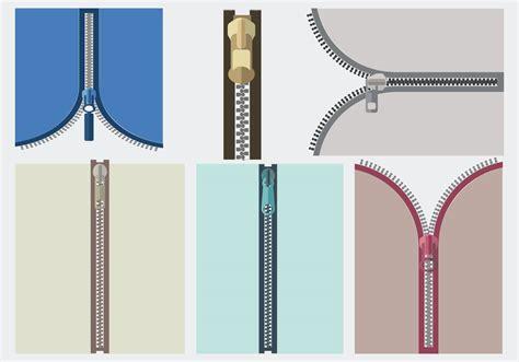 zipper pattern vector close up view zipper vector download free vector art
