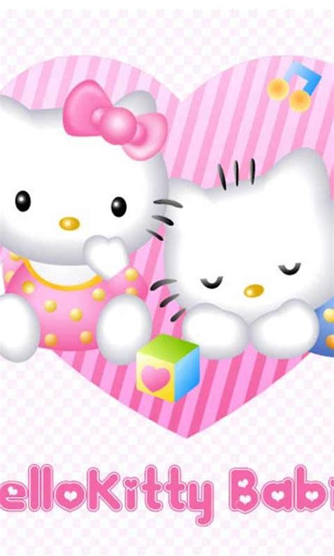 live wallpaper of hello kitty cute hello kitty live wallpaper free android live