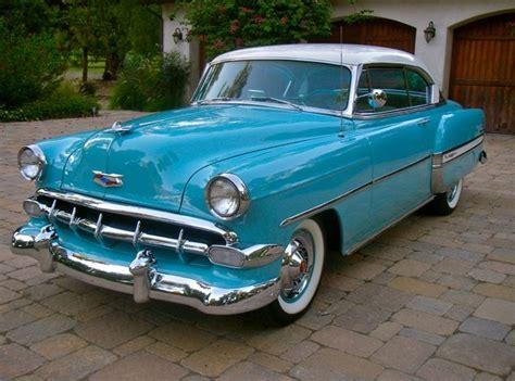1954 chevy bel air hard top 1954 chevrolet bel air 2 door hardtop f9 monterey 2011