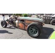 Prius Repellant The Worlds Most Famous Diesel Rat Rod Is Built By