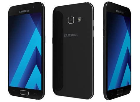 Samsung A3 Replika 3d Samsung Galaxy A3 2017 Black Sky Cgtrader