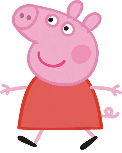 Clipart Peppa Pig 109 best images about peppa pig on amigos finger puppets and peppa pig house