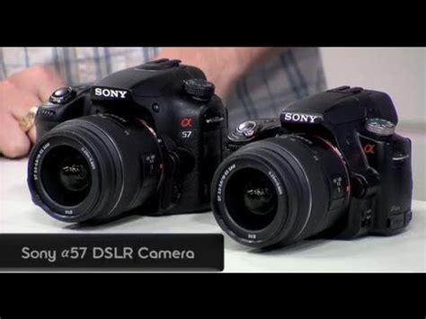 setting up a sony a57 camera | doovi
