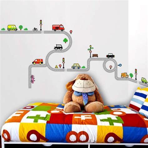 Sticker Kinderzimmer Autos by Autos Wandsticker Fahrzeuge Wandsticker De