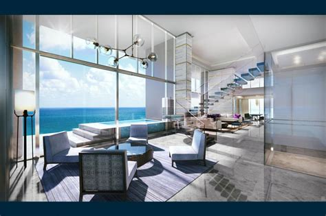 Faena Penthouse by Top Ten Florida Luxury Condos Condos For Sale