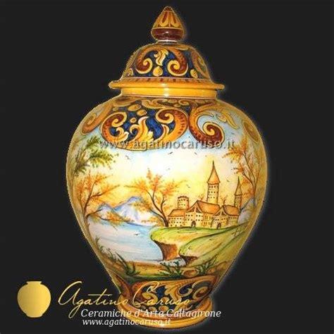 vasi di caltagirone ceramiche di caltagirone agatino caruso maioliche