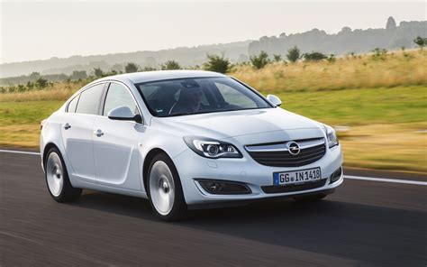 Opel Insignia 2014 Widescreen Exotic Car Wallpaper 27 Of