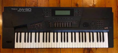 Keyboard Roland Jw 50 roland jw 50 61 key digital keyboard workstation sequencer