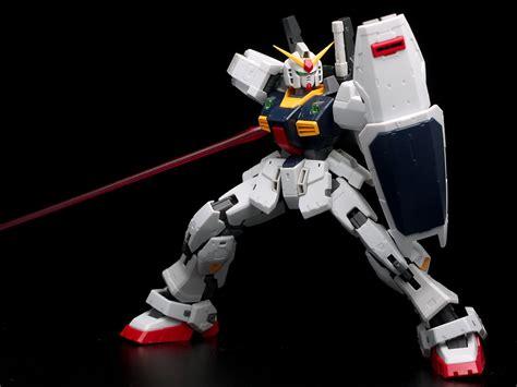 Gundam Mk Ii kit photo review rg 1 144 rx 178 gundam mk ii a e u g no