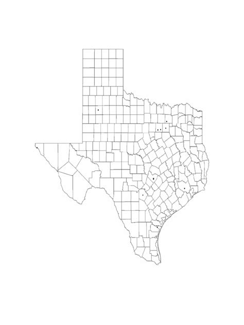 texas map template 8 free templates in pdf word excel