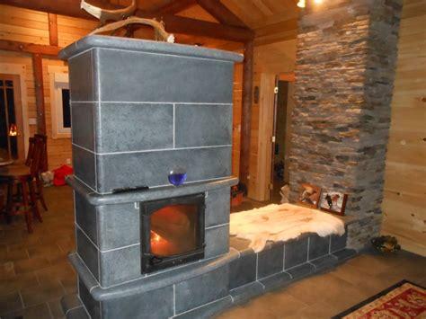Soapstone Fireplace Soapstone Masonry Fireplace Rustic Family Room