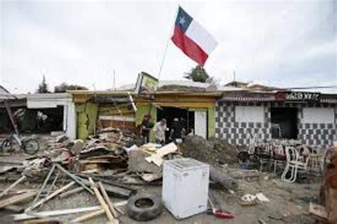 earthquake chile 10 facts about chile earthquake fact file
