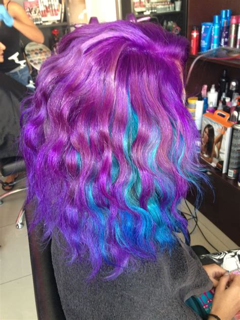 purple hair dyes on pinterest directions hair dye splat hair purple and turqoise hair with directions plum and