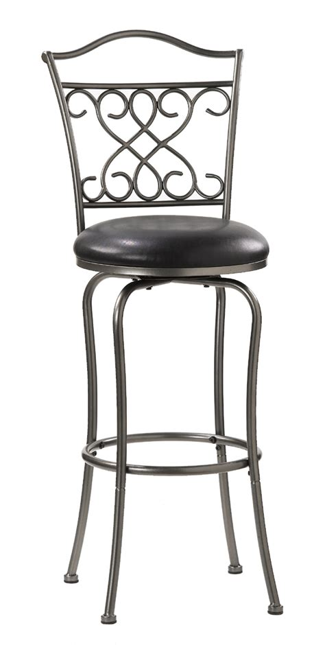 pewter bar stools wayland counter stool pewter finish 4127 821 decor