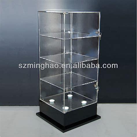 Etalase Acrylic kustom akrilik etalase dipimpin etalase plexiglass buy