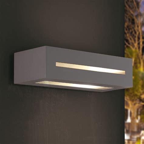 illuminazione per esterno a parete dugdix da parete esterno