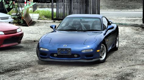 mazda rx7 1992 mazda rx7 fd3s for sale at jdm expo japan