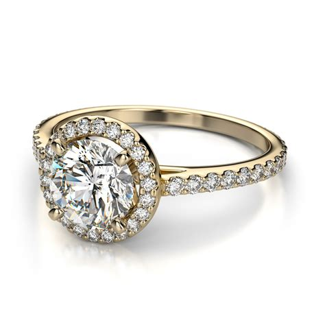 Gold Engagement Rings by Awesome Engagement Rings For Wardrobelooks