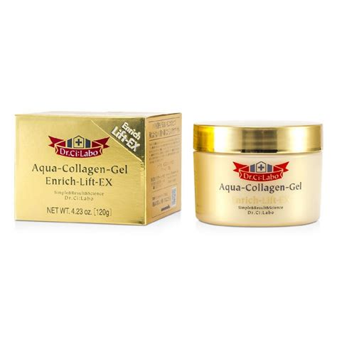 Dr Ci Labo Cleansing Ex 120g dr ci labo aqua collagen gel enrich lift ex the
