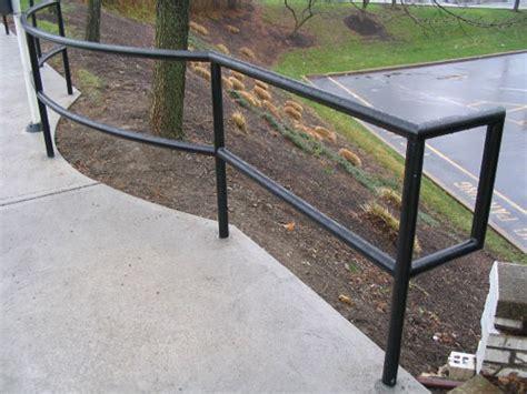 Pipe Railing Allegheny Fence Railings