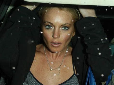 Lindsay Lohan Scores Herself A Dui by 4 Beverly Dui Stories Of 2011 Los Angeles