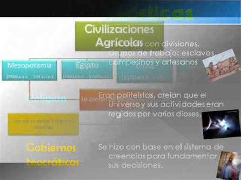 linea del tiempo de las civilizaciones agricolas civilizaciones agricolas wmv youtube
