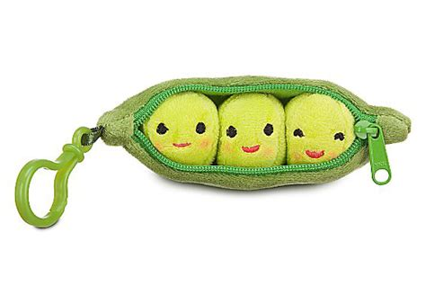 Toys Story Peas Small story 3 peas in a pod mini 5 keychain 12cm character plush doll new ebay