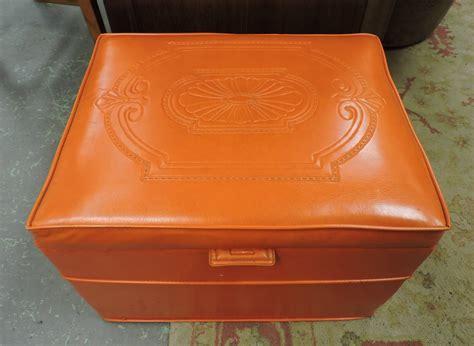 mid century storage ottoman found in ithaca 187 mid century storage ottoman 68 00 97