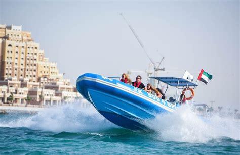 rib boat tour dubai city tour