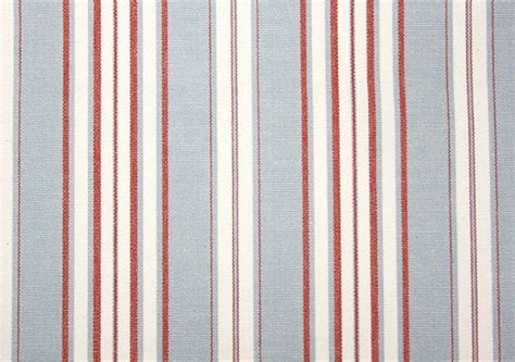 dianthus curtains plato stripe fabric a woven cotton stripe in sky blue red