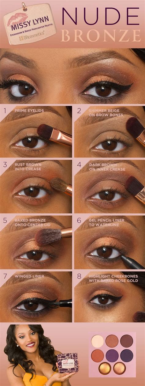 berbagai step by step tutorial eyeshadow natural vemale com 25 best ideas about bronze eyeshadow on pinterest how
